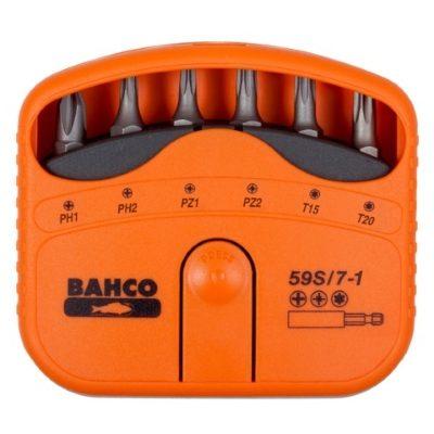 Набор бит Bahco 59S/7-1