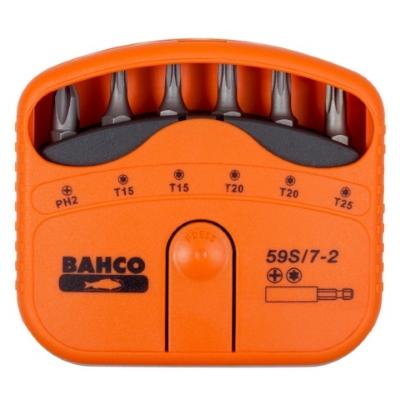 Набор бит Bahco 59S/7-2