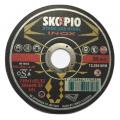 Отрезные круги SKORPIO INOX