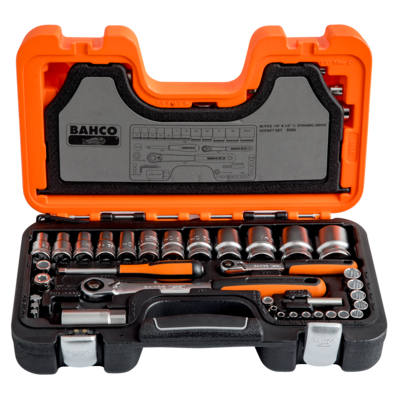 Набор торцевых головок Bahco S560
